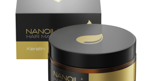 Nanoil Keratin Hair Mask - Full repair treatment for your hair